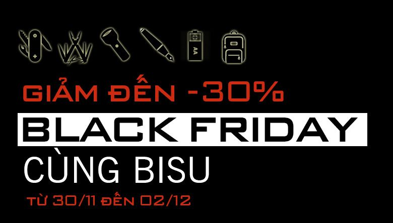 Event sale off Black Friday